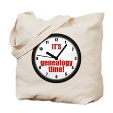 Its Genealogy Time Tote Bag