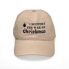 War On Christmas Cap