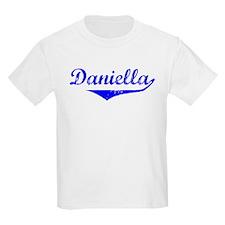 Daniella Vintage (Blue) T-Shirt