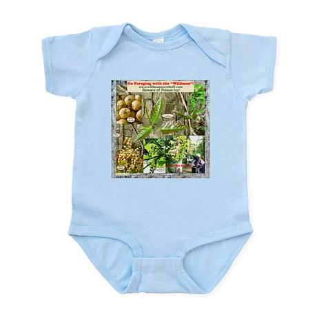 Poison Ivy Infant Creeper