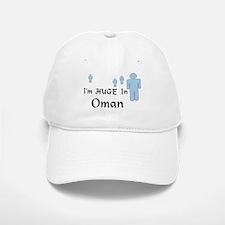 I'm Huge In Oman Baseball Baseball Cap