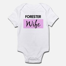 FORESTER Wife Infant Bodysuit
