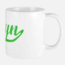 Camryn Vintage (Green) Mug