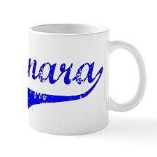 Dayanara Vintage (Blue) Coffee Mug