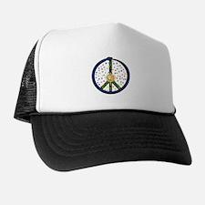 Solstice Peace Trucker Hat