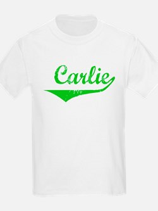 Carlie Vintage (Green) T-Shirt