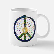 Solstice Peace Mug