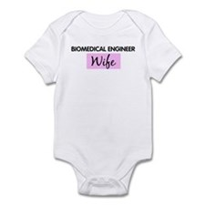 BIOMEDICAL ENGINEER Wife Infant Bodysuit