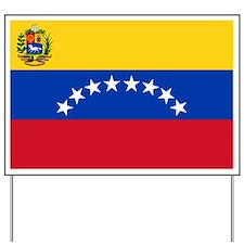 Flag Venezuela 8 stars Yard Sign
