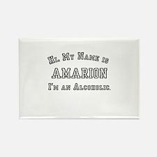 Amarion Rectangle Magnet