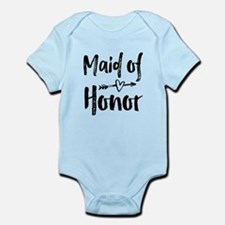 Maid of Honor Body Suit