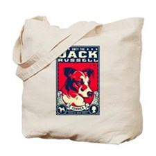 Obey the Jack Russell! Tote Bag