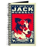 Jack russell terrier journals Journals & Spiral Notebooks