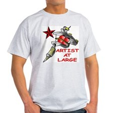 Artist At Large T-Shirt