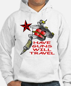 Have Guns Will Travel Hoodie