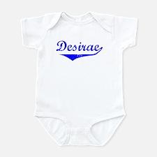 Desirae Vintage (Blue) Onesie