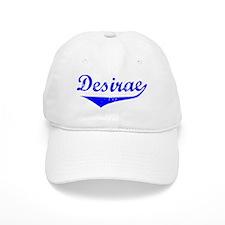 Desirae Vintage (Blue) Baseball Cap