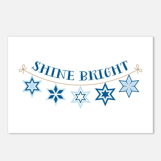 Shine Bright Postcards (Package of 8)