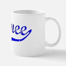 Destinee Vintage (Blue) Mug
