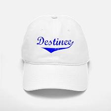 Destinee Vintage (Blue) Baseball Baseball Cap