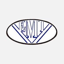 Super EMT - blue Patch