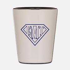 Super EMT - blue Shot Glass