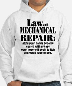 Law of Mechanical Repair: Hoodie