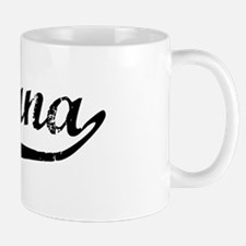 Dayana Vintage (Black) Mug