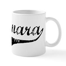Dayanara Vintage (Black) Coffee Mug