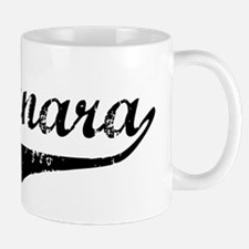 Dayanara Vintage (Black) Mug
