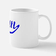 Devyn Vintage (Blue) Mug