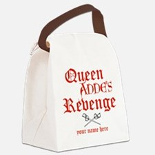 Queen Annes Revenge Canvas Lunch Bag