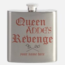 Queen Annes Revenge Flask