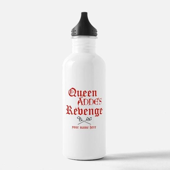 Queen Annes Revenge Water Bottle