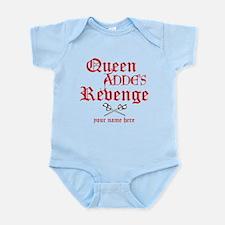 Queen Annes Revenge Body Suit