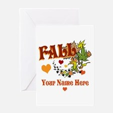 Fall Gifts Greeting Cards