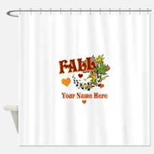 Fall Gifts Shower Curtain