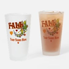Fall Gifts Drinking Glass