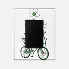 Flower Bike Picture Frame