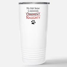 Unique Funny irish setter Travel Mug