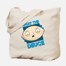 Family Guy What the Deuce Tote Bag