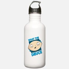 Family Guy What the De Water Bottle