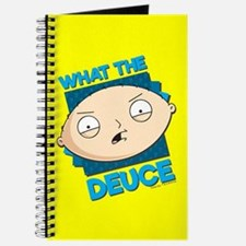 Family Guy What the Deuce Journal
