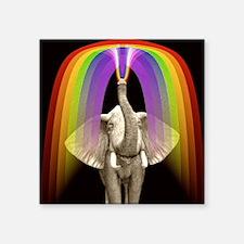 Blow Me A Rainbow Sticker