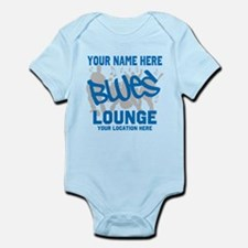 Custom Blues Lounge Body Suit