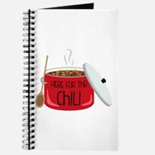 Here For Chili Journal