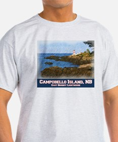East Quoddy, Campobello Island, NB T-Shirt