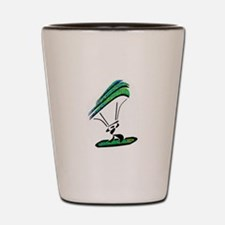 KITEBOARD Shot Glass