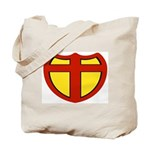 Super Christ Christian Tote Bag