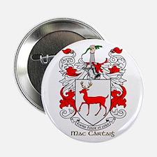 "Mc/Mac Carthy Coat of Arms 2.25"" Button"